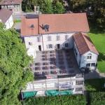 Restaurant Schützenhaus mit Cinété-Leinwand, Burgdorf
